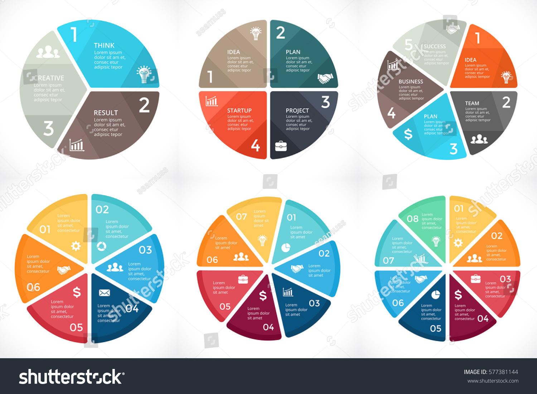 Vector circle arrows infographic cycle diagram em vetor stock vector circle arrows infographic cycle diagram graph presentation pie chart business concept ccuart Images
