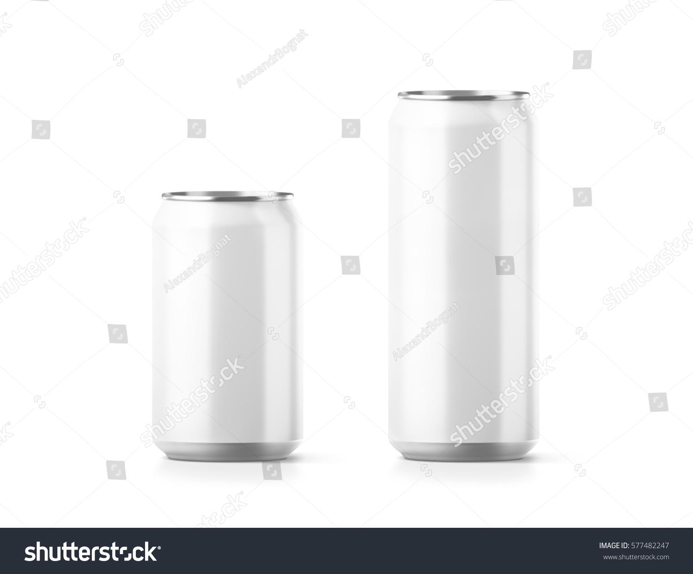 blank small big aluminium soda canのイラスト素材 577482247