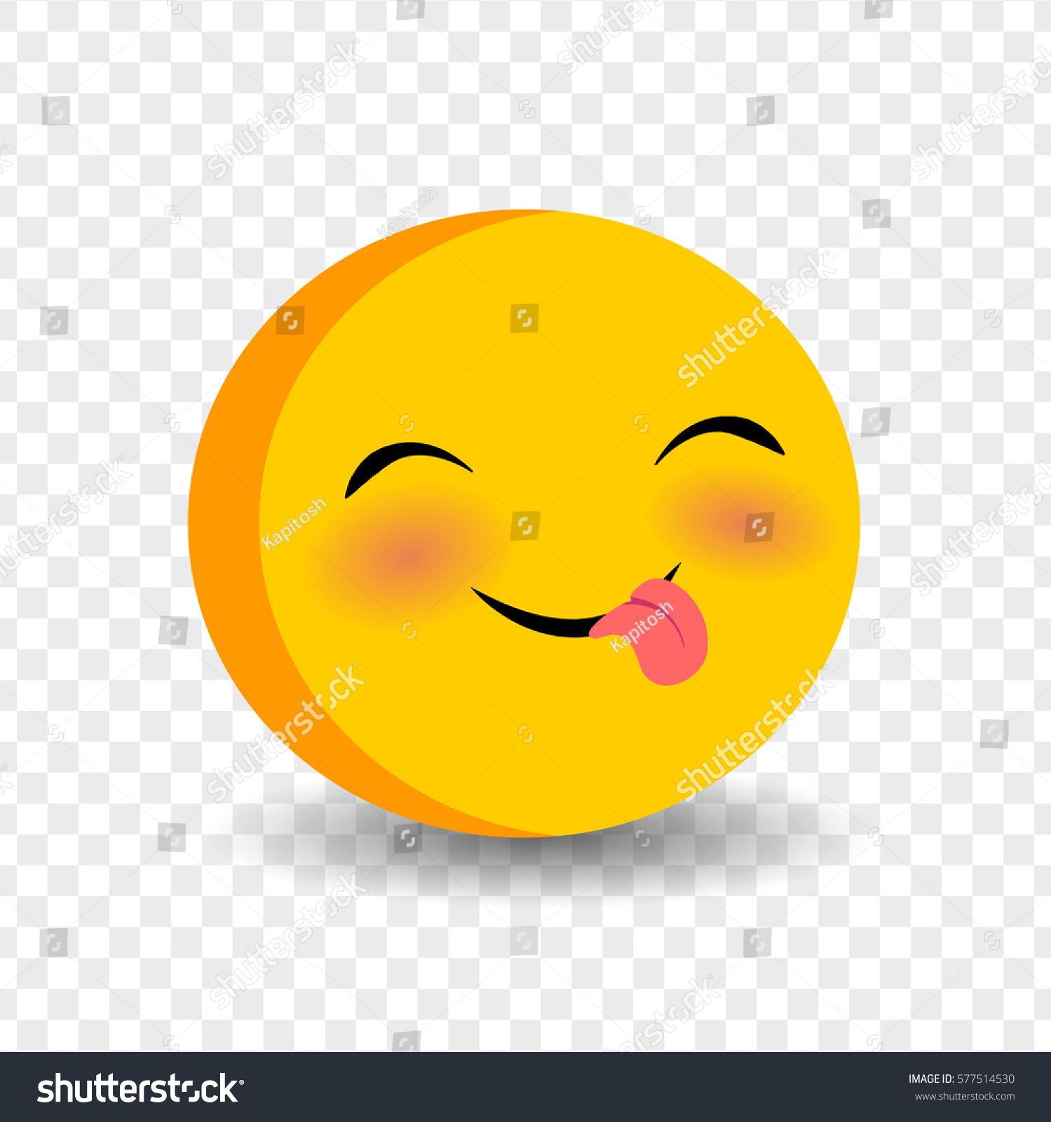 Fun playful cute facial