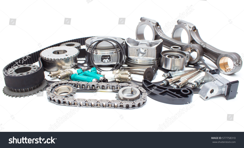 Enchanting Automobile Engine Components Ornament - Electrical ...