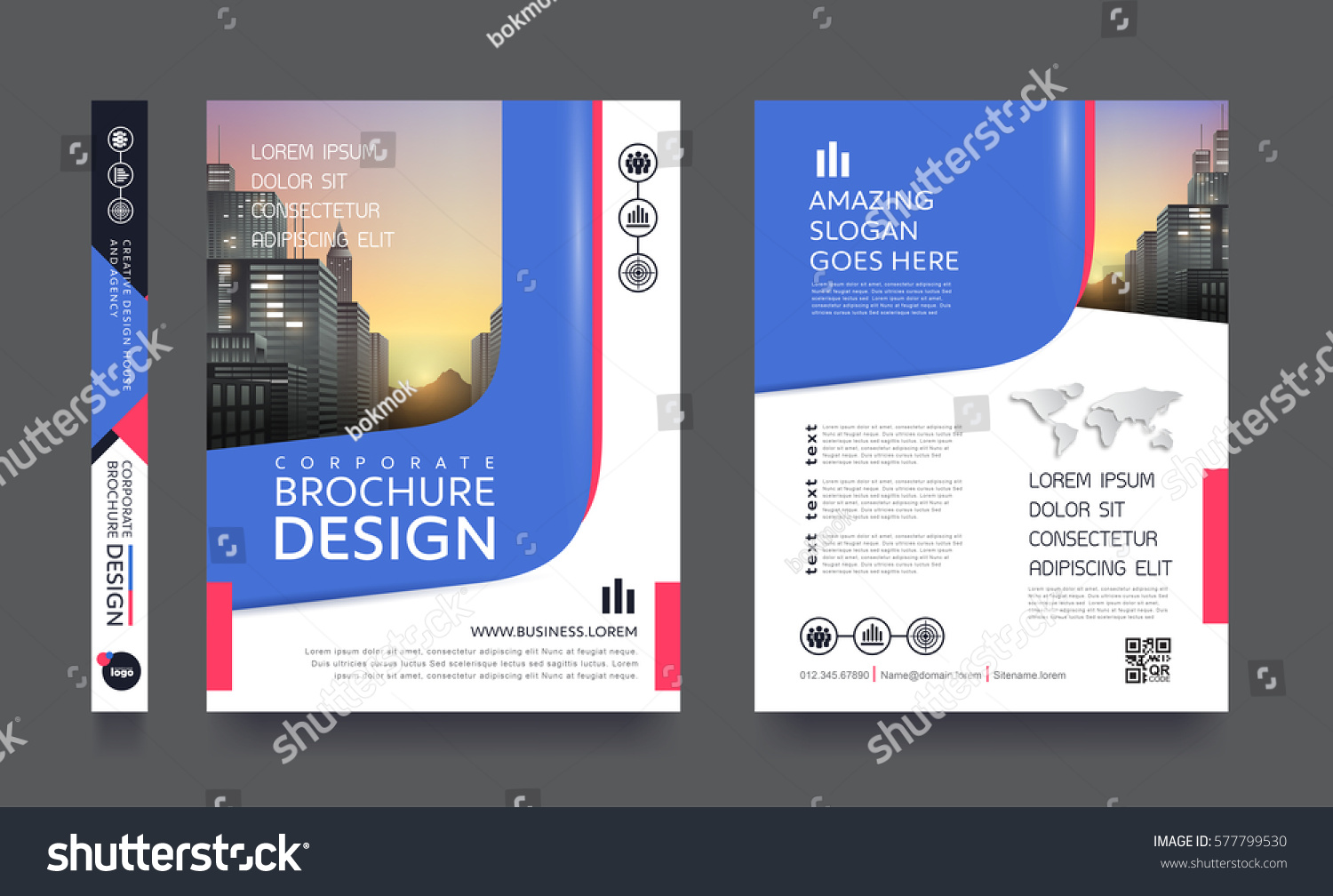 Poster design size - Poster Flyer Pamphlet Brochure Cover Design Layout Space For Photo Background Vector Template In A4