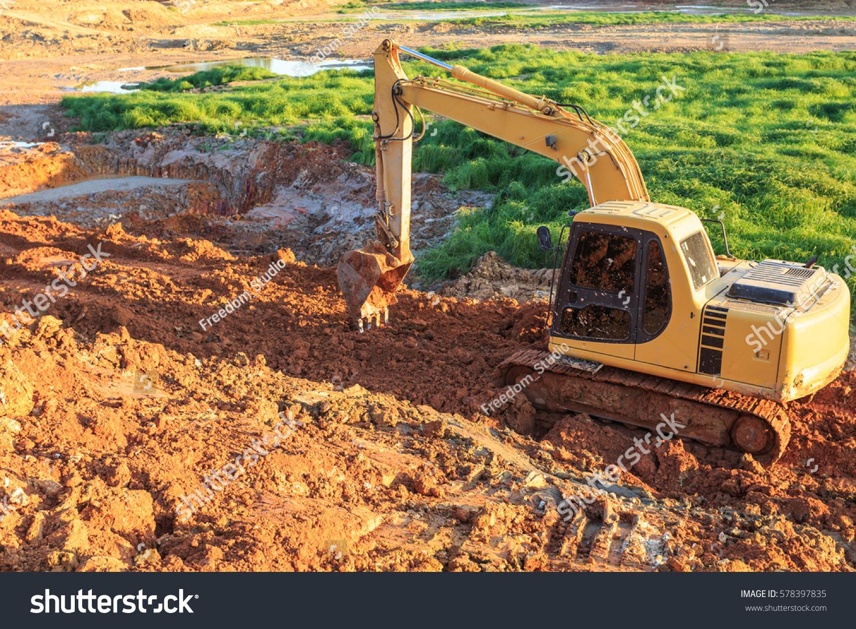 ground level machine