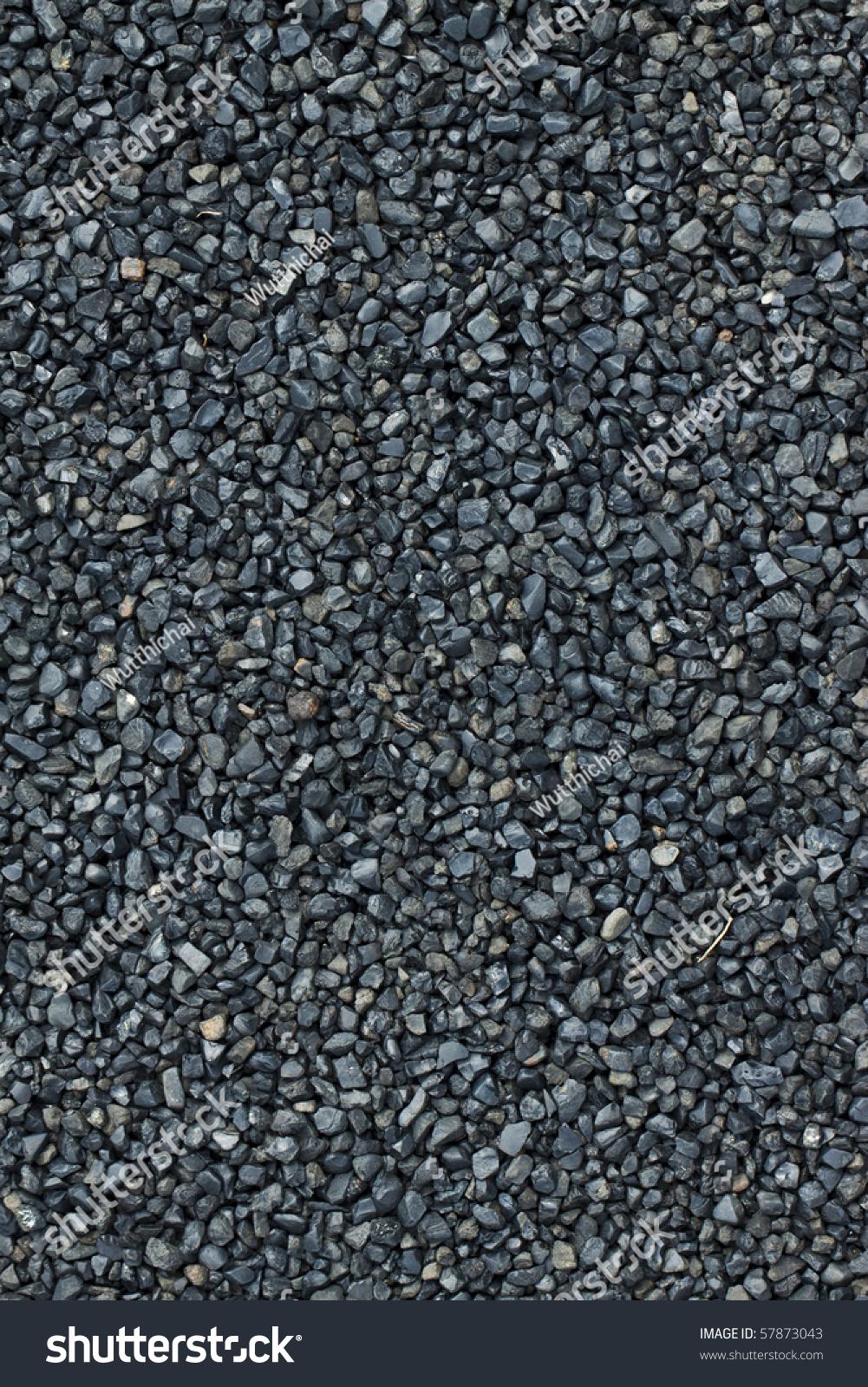 Black Pebble Texture Stock Photo 57873043 - Shutterstock