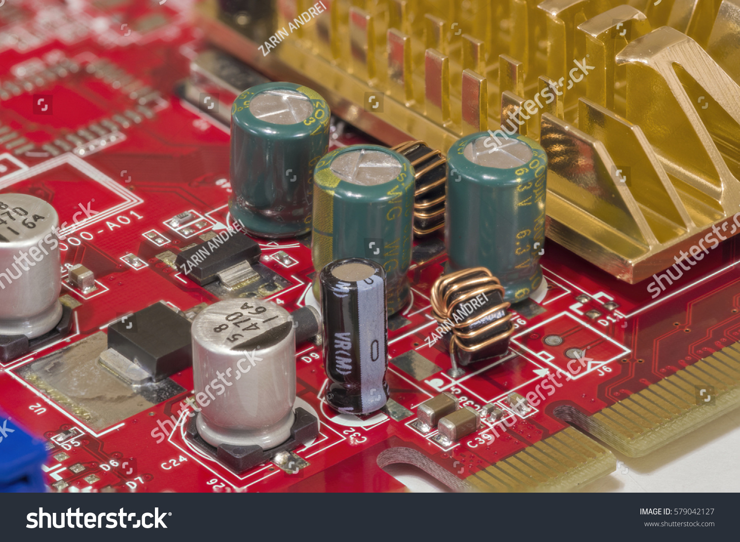 Electronic Circuit Board Close Up Background Stock Photo Edit Now Can Use The Internet Print Advertising And Design