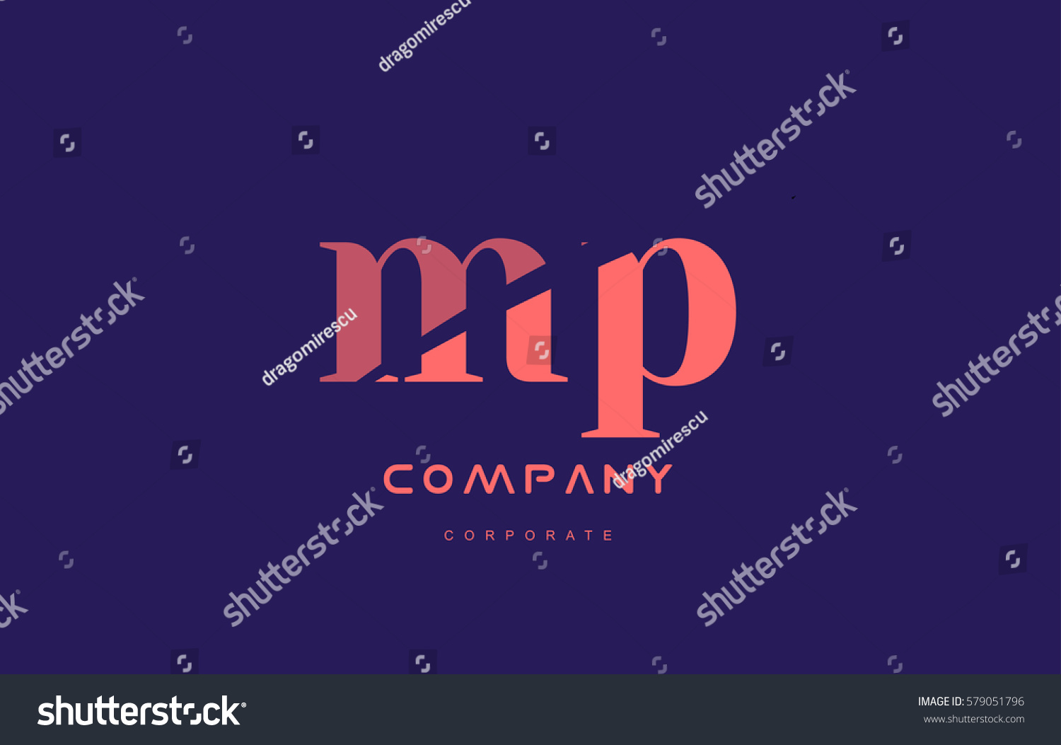 Mp m p alphabet small letter stock vector 579051796 shutterstock spiritdancerdesigns Images