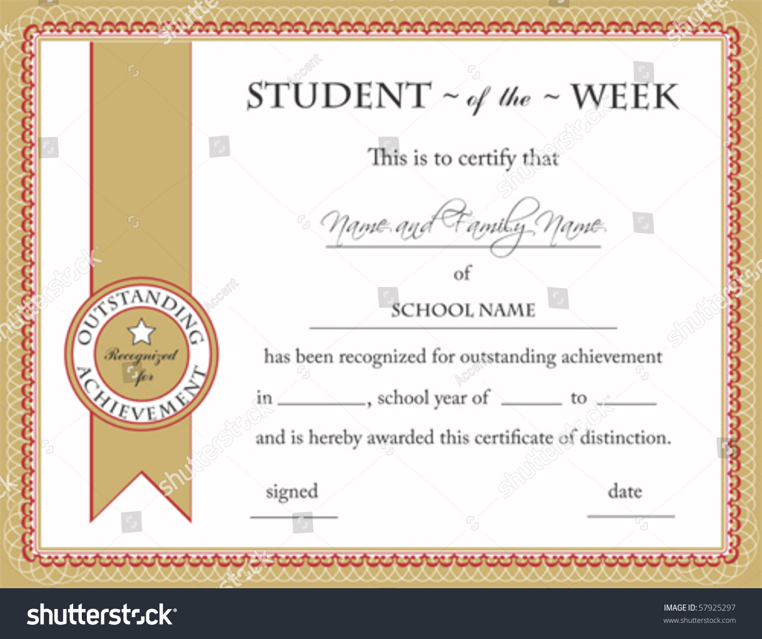 Free Printable Certificates amp Blank Awards Certificate