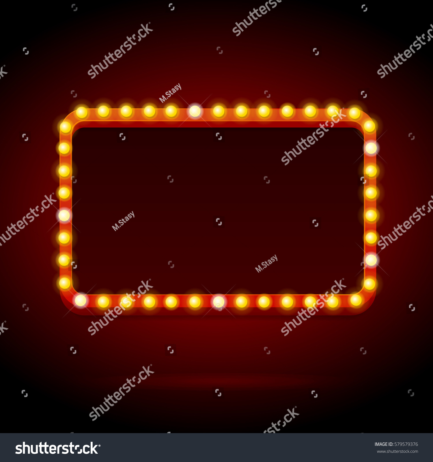 Light bulbs vintage neon glow banner vector de stock579579376 light bulbs vintage neon glow banner vector de stock579579376 shutterstock aloadofball Gallery