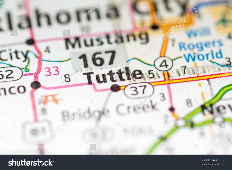 Tuttle Oklahoma Usa Ez Canvas