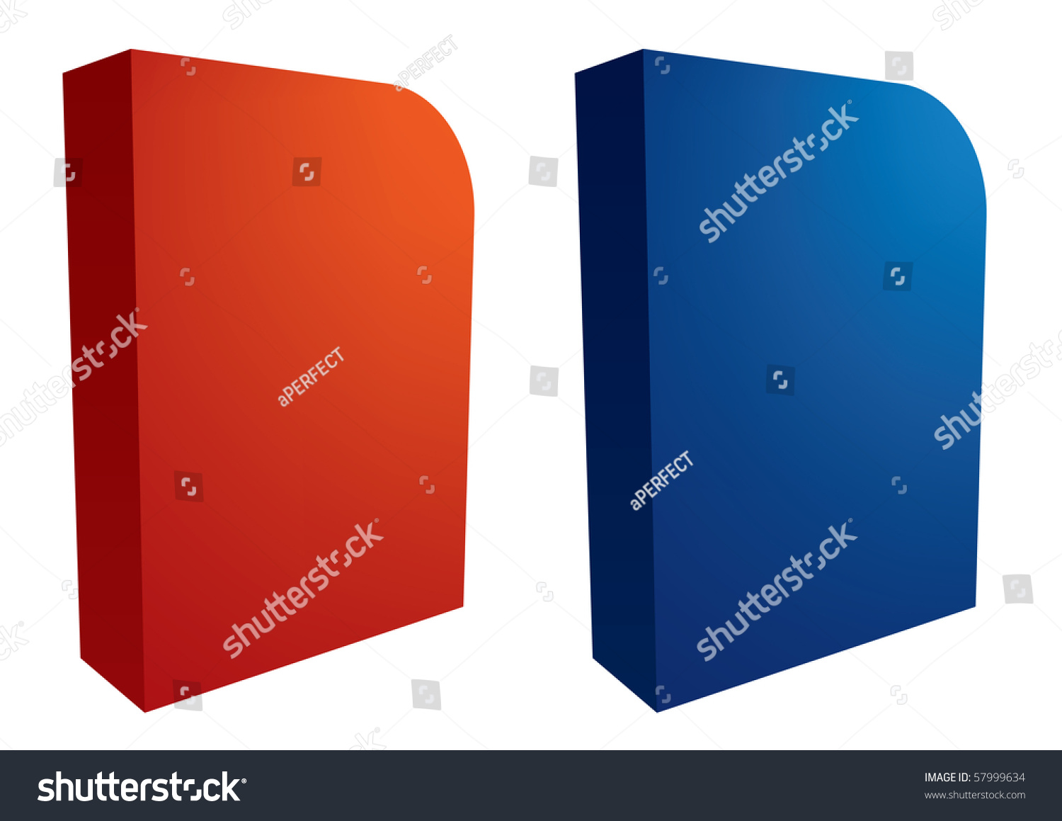 Vector Software Boxes 57999634 Shutterstock