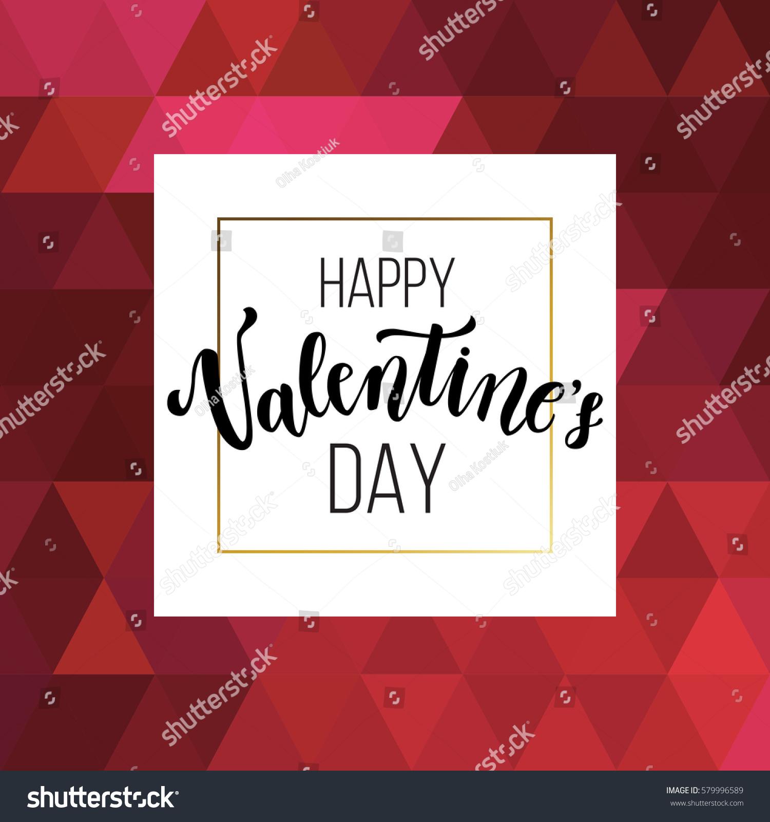 Romantic Love Gold Minimal Logo Frame Stock Vector (Royalty Free ...