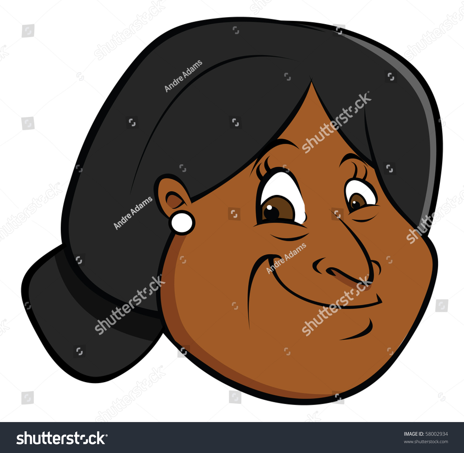 Showing post & media for African american grandmother cartoon ...