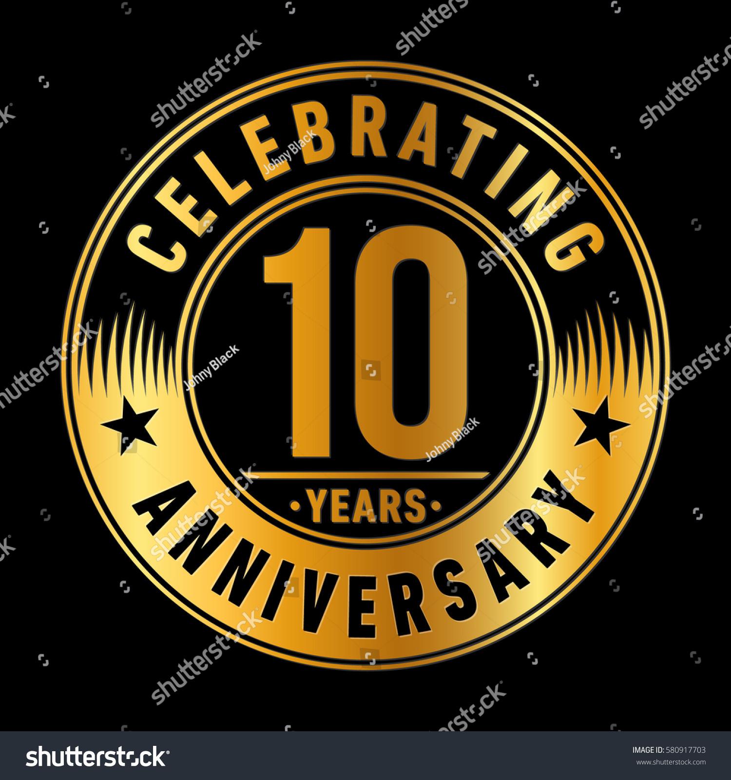 anniversary logo vector - photo #21