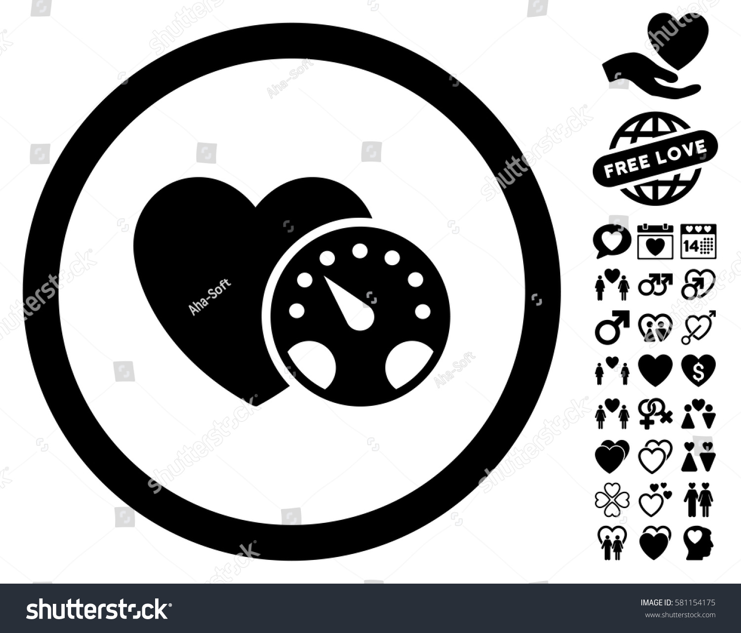 Blood pressure meter icon bonus amour stock vector 581154175 blood pressure meter icon with bonus amour clip art vector illustration style is flat iconic biocorpaavc