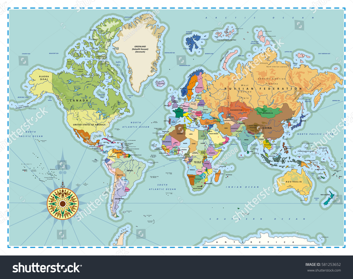 Detailed World Map Besttabletforme Greyhawk Map Starbucks Map - Detailed world map