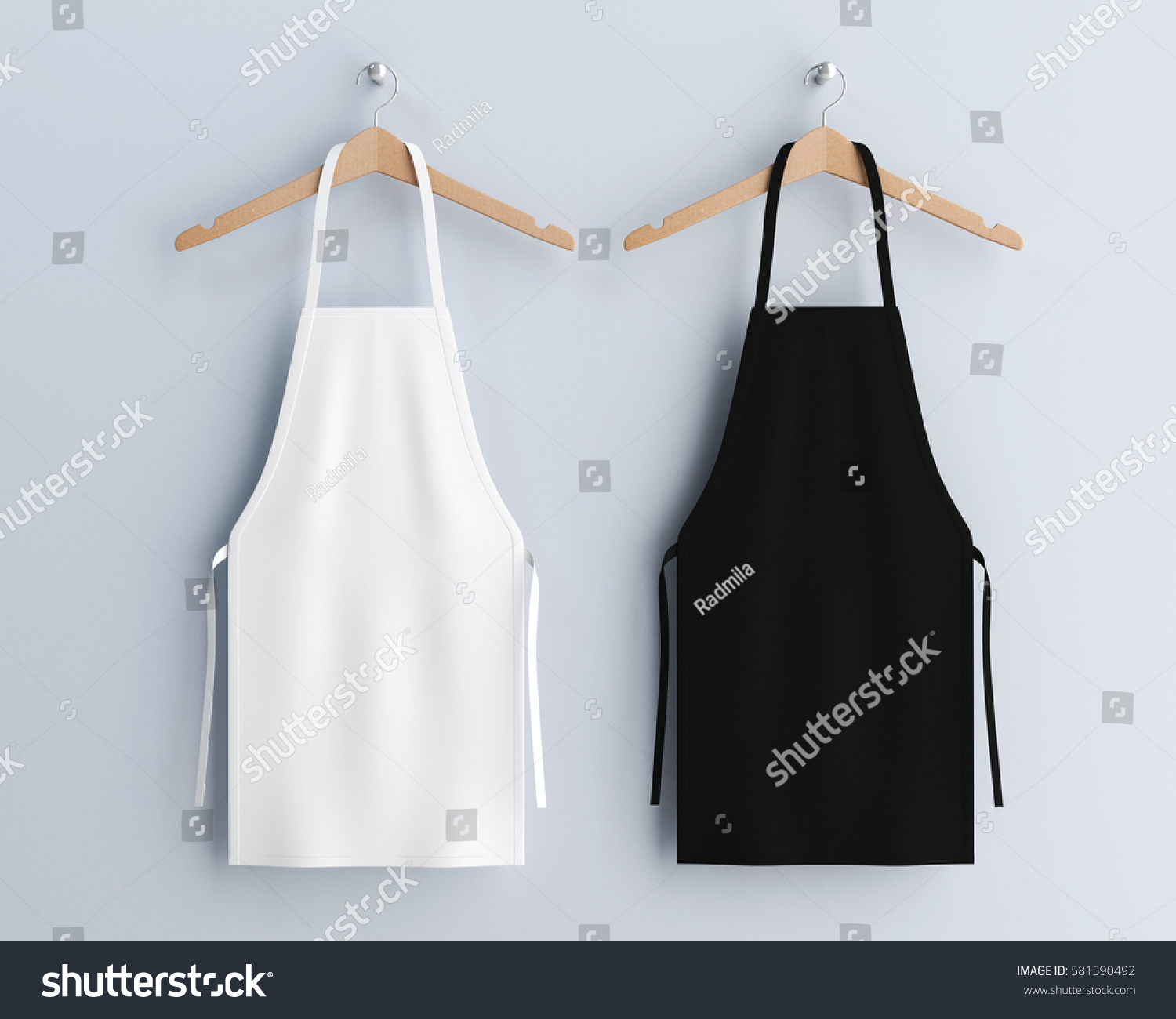 White apron locations