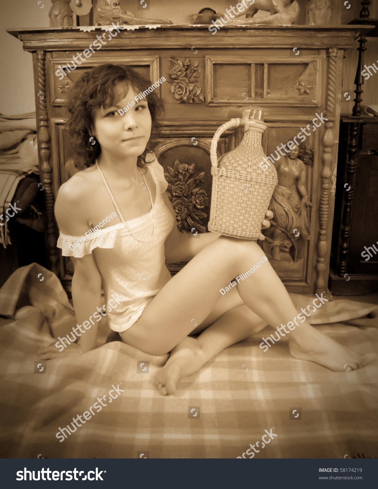 Vintage naked pics apologise