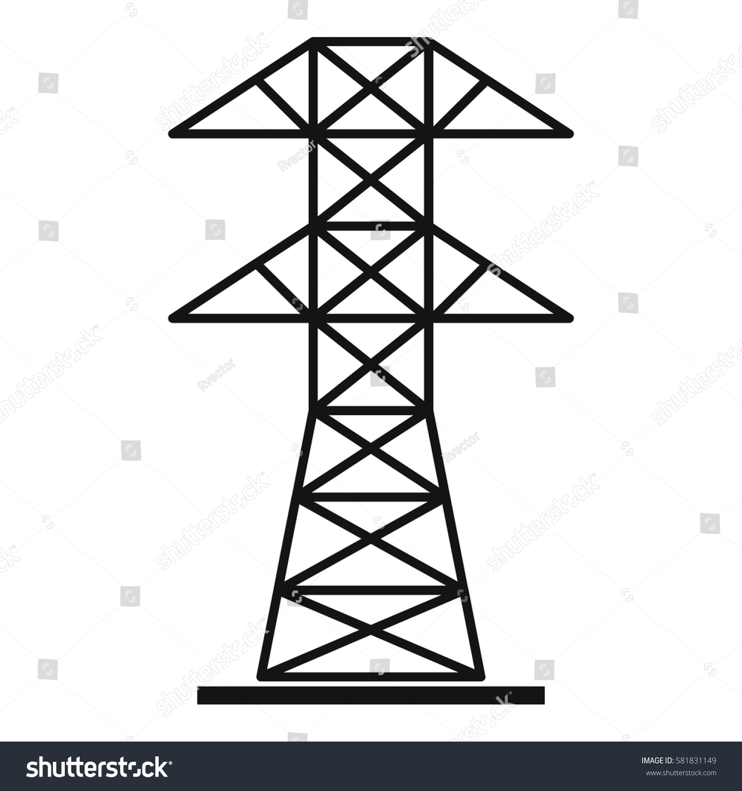 Coshh Poster Laminated A2 P2135 together with Why Use Autocad Electrical furthermore Operation Maintenance 220 132kv in addition Circuit breaker moreover Electric Pylon Icon Simple Illustration Vector 581831149. on electrical power distribution symbols