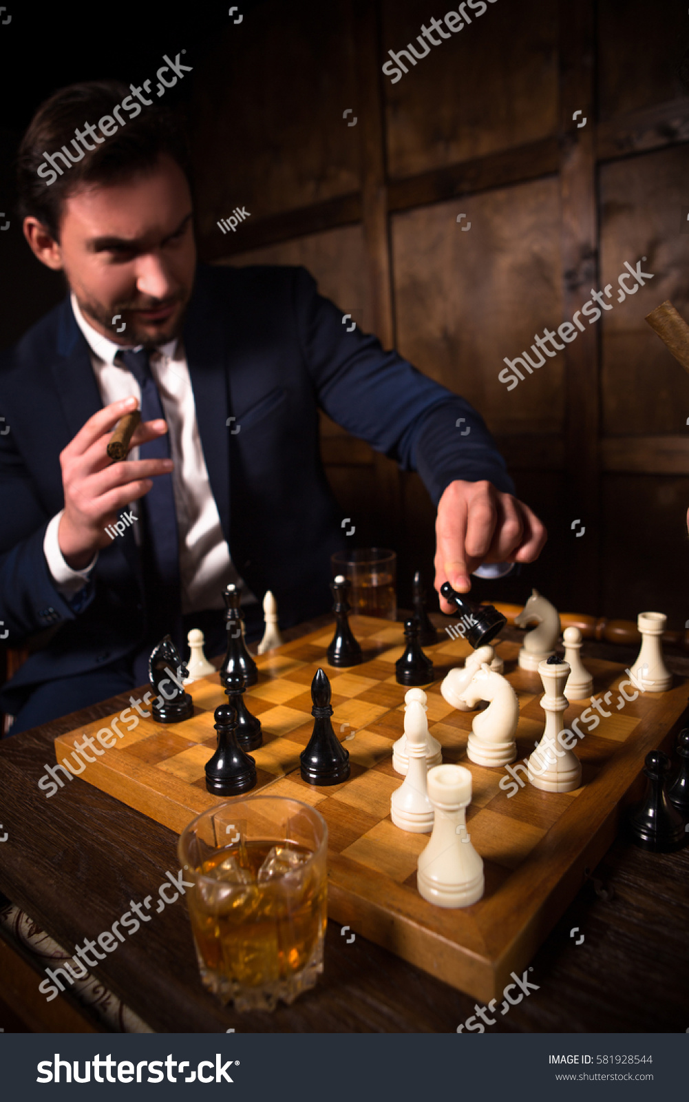 Chess for the rich