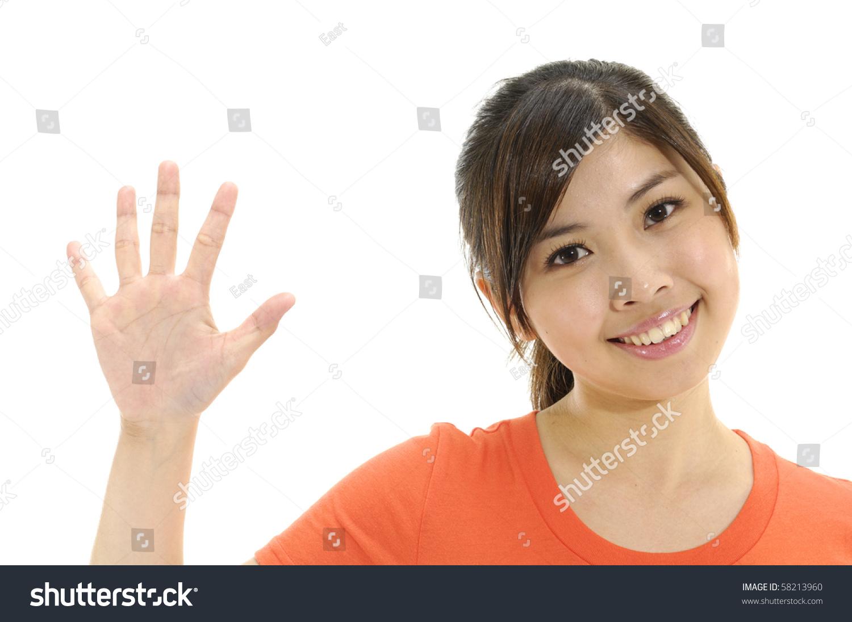 asian hand gestures
