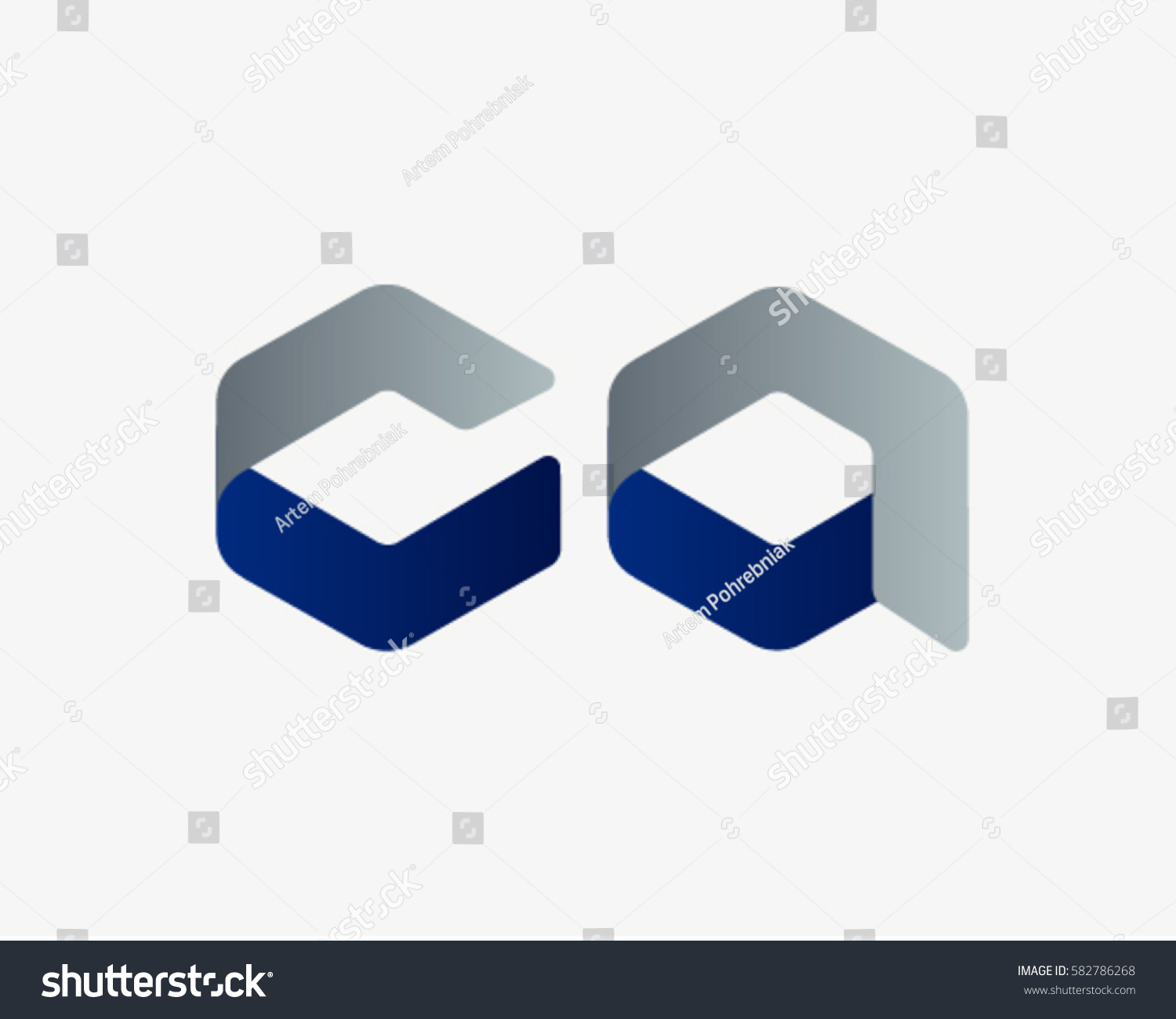 Ca logo letter design modern sign stock vector 582786268 ca logo letter design modern sign 3d symbol biocorpaavc