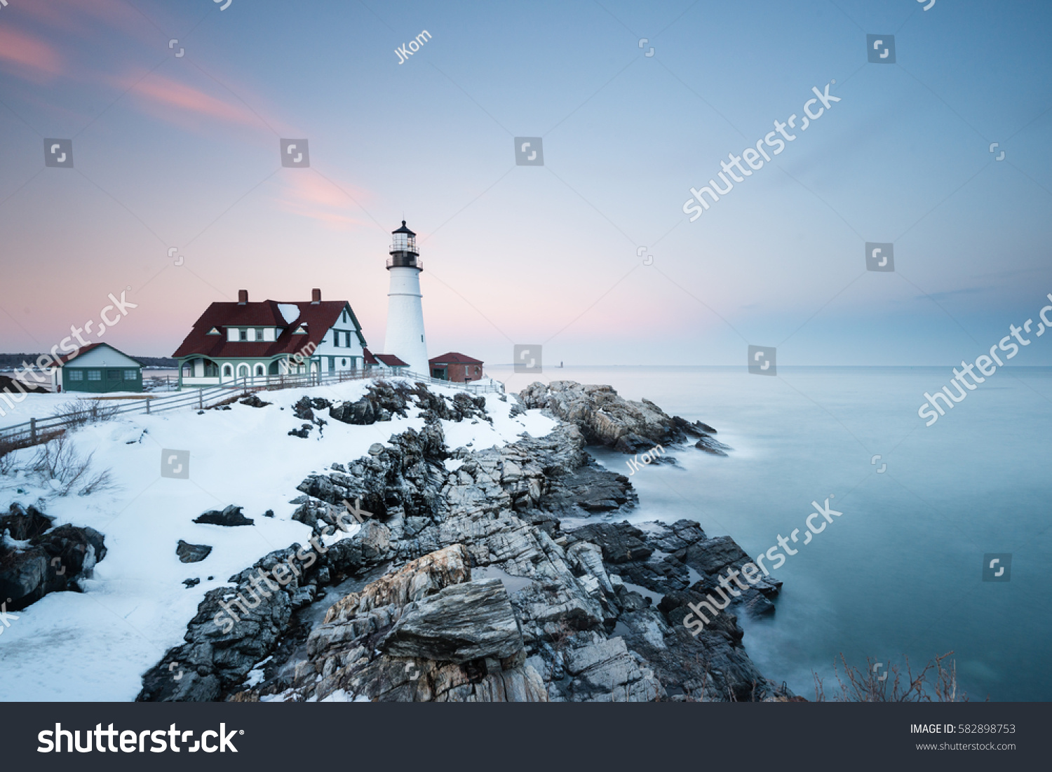 Swell New Englands Iconic Portland Head Lighthouse Stock Photo Download Free Architecture Designs Scobabritishbridgeorg
