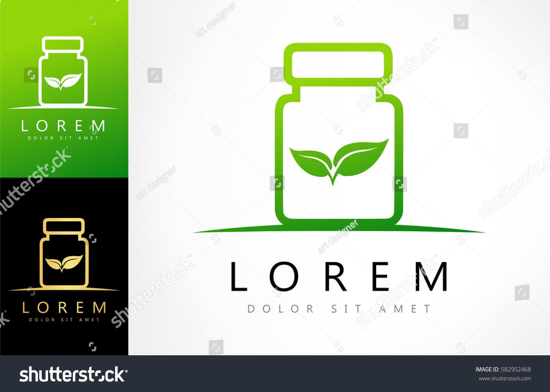 pill bottle logo stock photo photo vector illustration 582952468 rh shutterstock com pill bottle label remover pill bottle label size