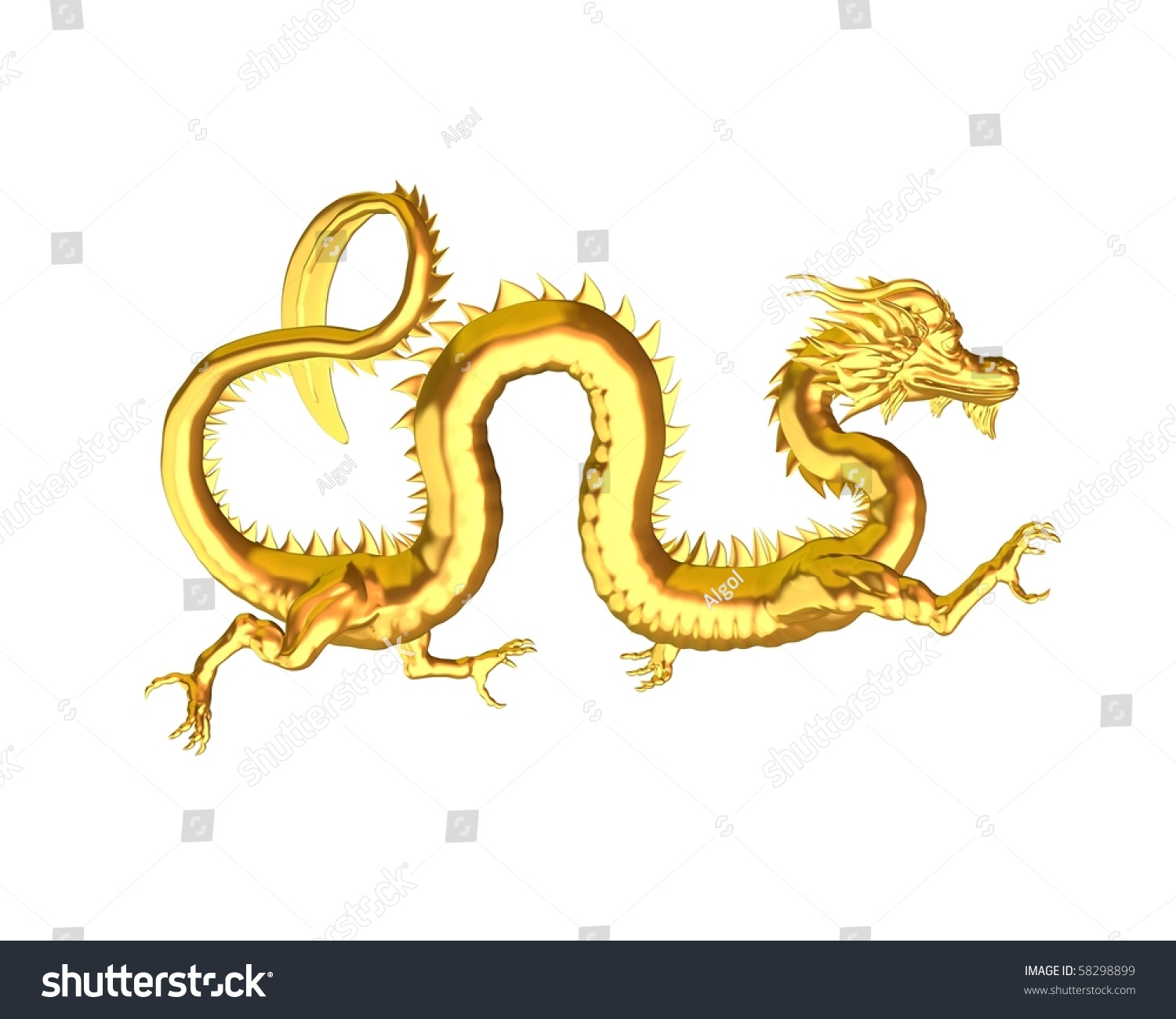 chinese symbol for golden