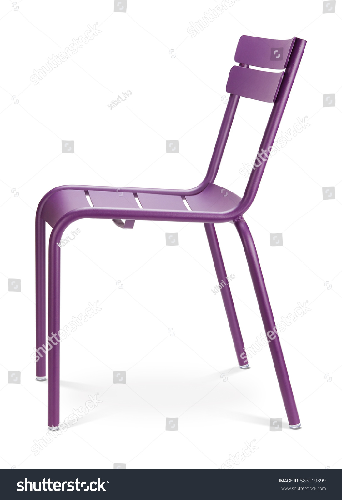 plastic metal chairs. Violet, Purple Color Chair, Plastic, Metal Modern Designer. Chair Isolated Plastic Chairs .