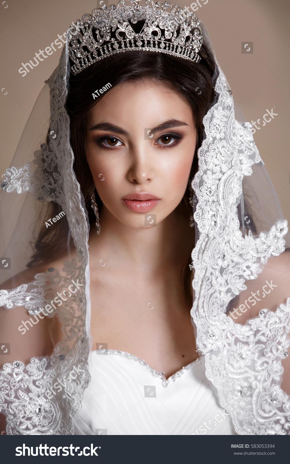 Pretty asian brides