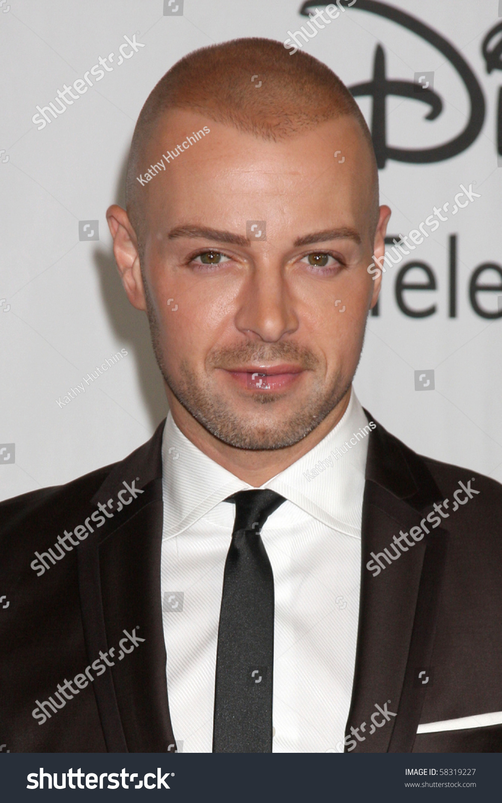 Los Angeles August 1 Joey Lawrence Stock Photo Edit Now 58319227