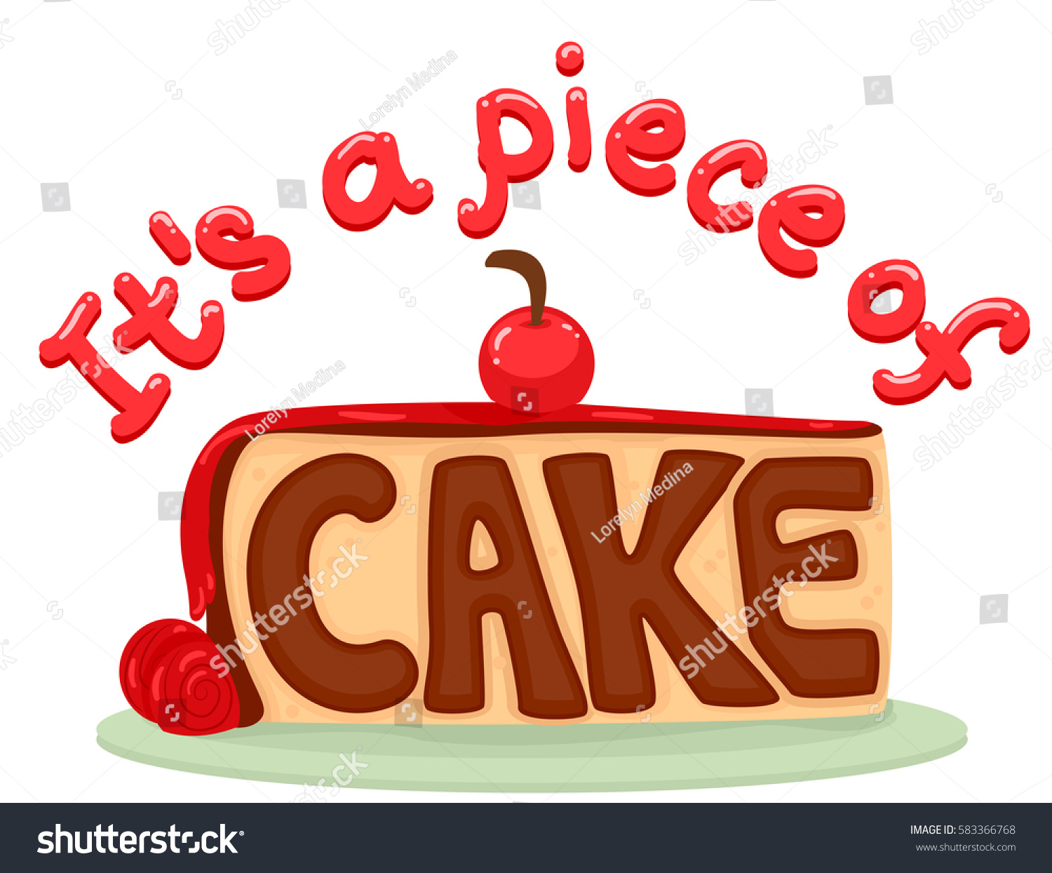 Piece Of Cake Definition