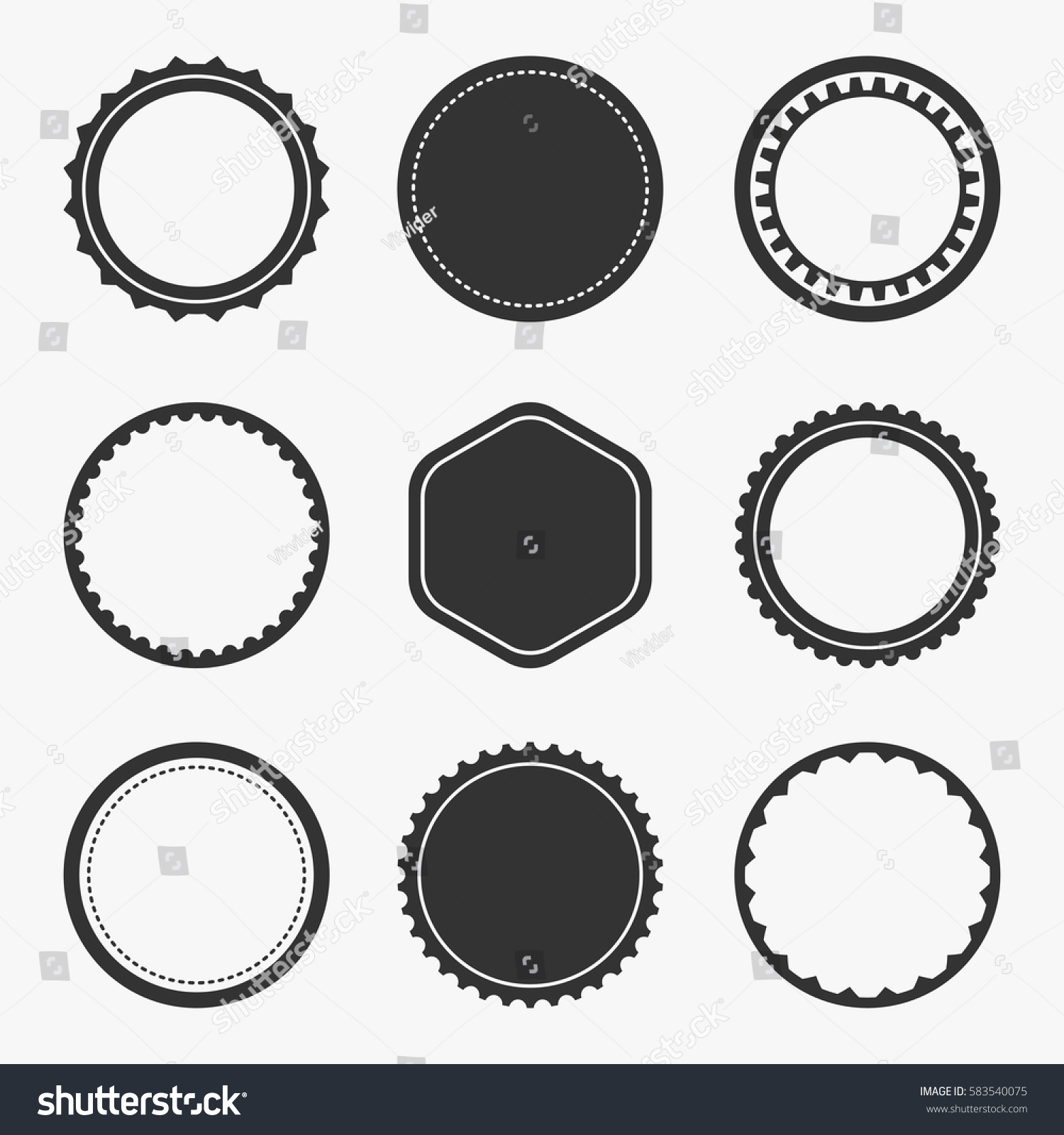 Cute Round Label Templates Photos Professional Resume Example - Round label template