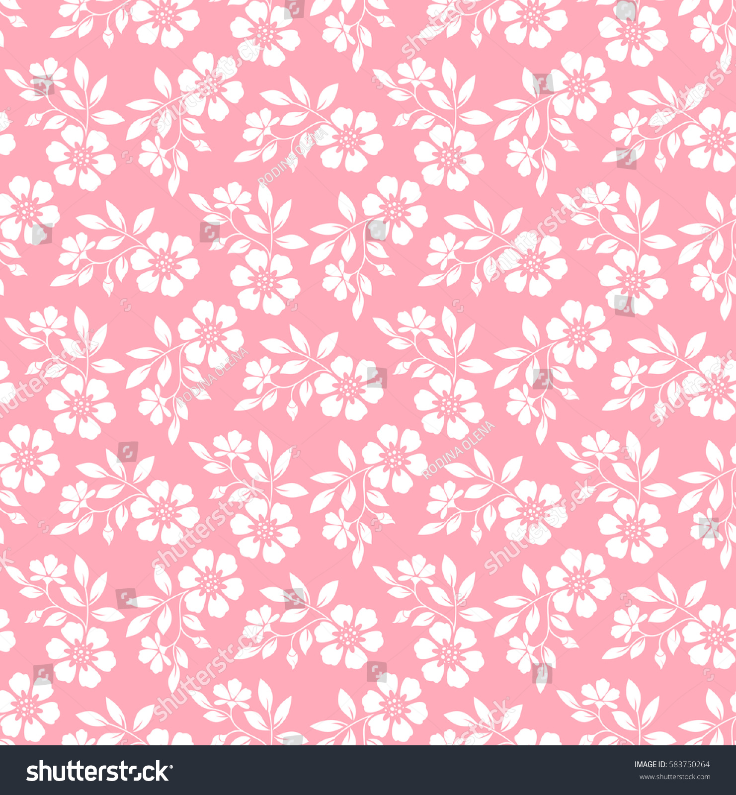 To acquire Flower Pink background pattern picture trends