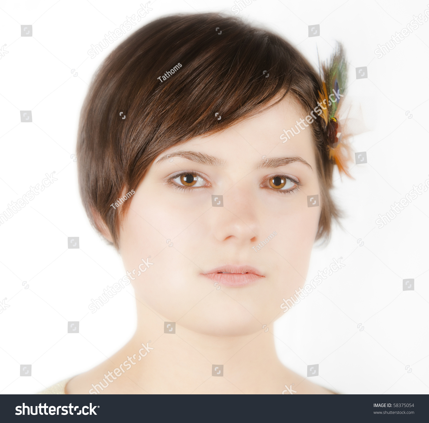 Portrait of a Girl.