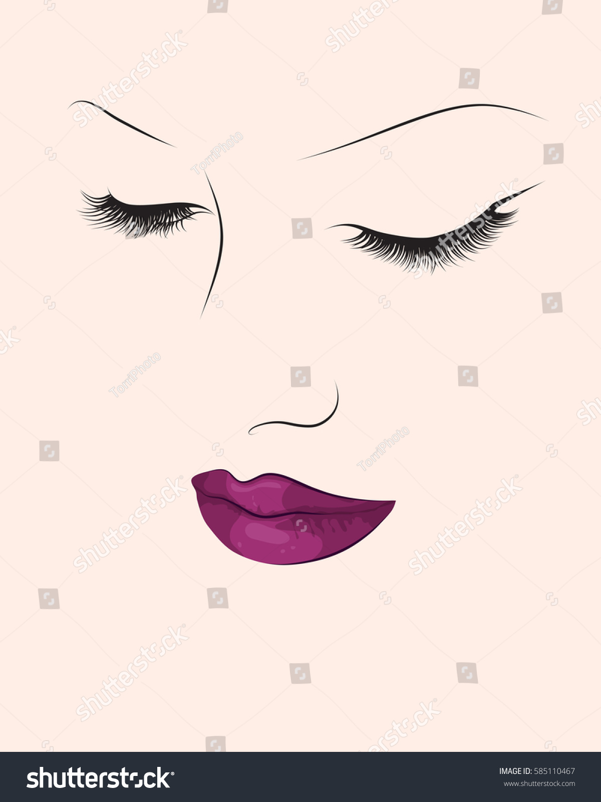https://www.shutterstock.com/image-vector/make-fashion-portrait-abstract-colorful-woman-585110467