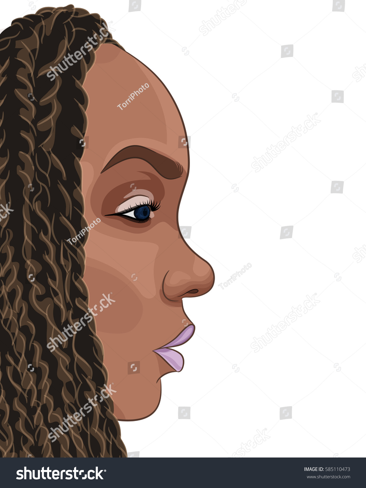 https://www.shutterstock.com/image-vector/cartoon-portrait-young-african-girl-vector-585110473