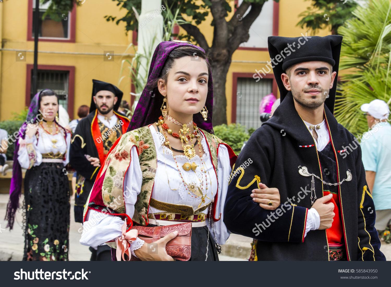 selargius girls Download the royalty-free photo selargius, italia - settembre 8, 2013: antico matrimonio selargino, dettaglio di un costume tradizionale sardo - sardegna created by gianfranco at the.