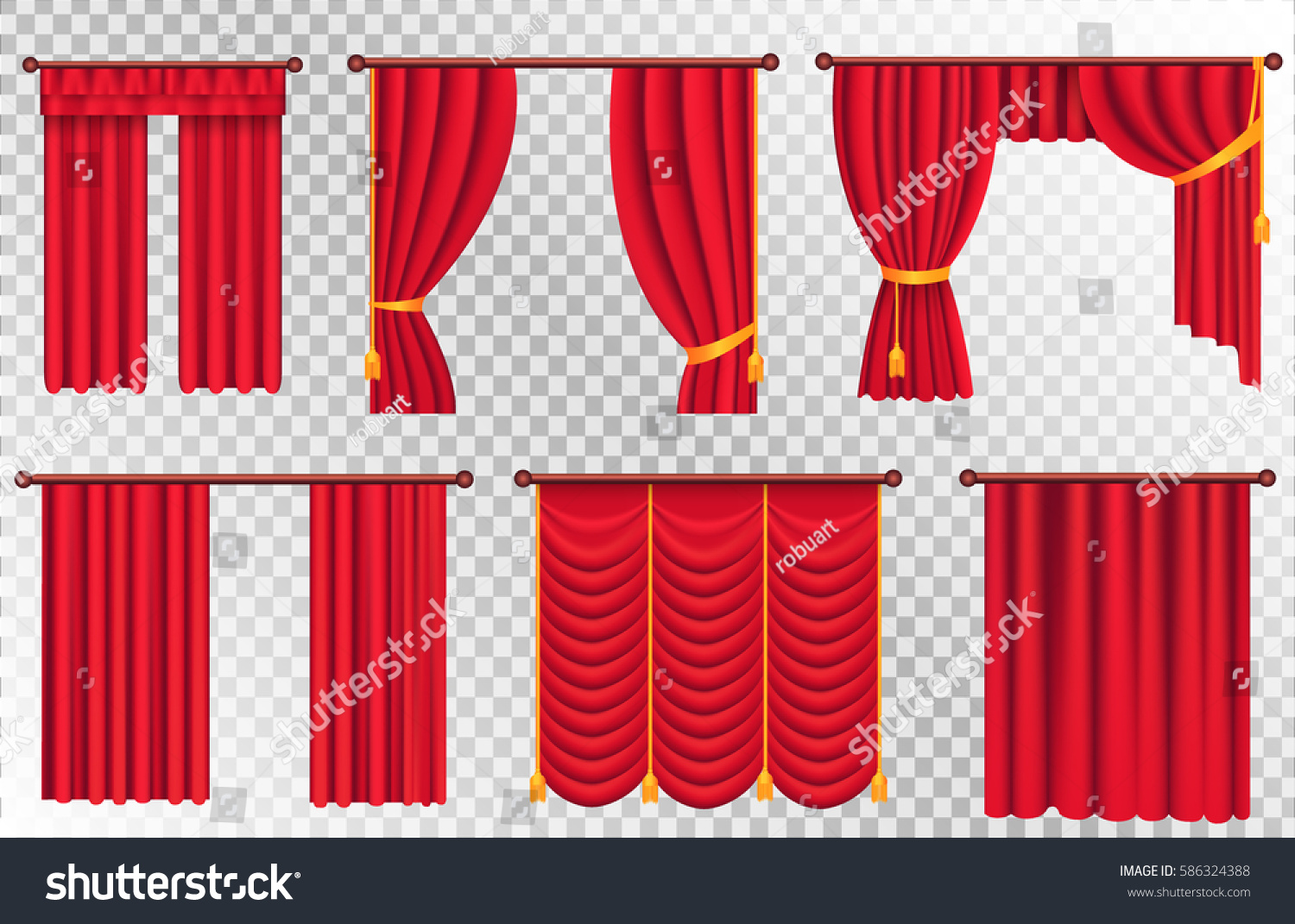 silk fabric into and drapes window made upton nina curtains arch windows blinds arched images on pinterest luxury campbell statement ninacampbellltd best