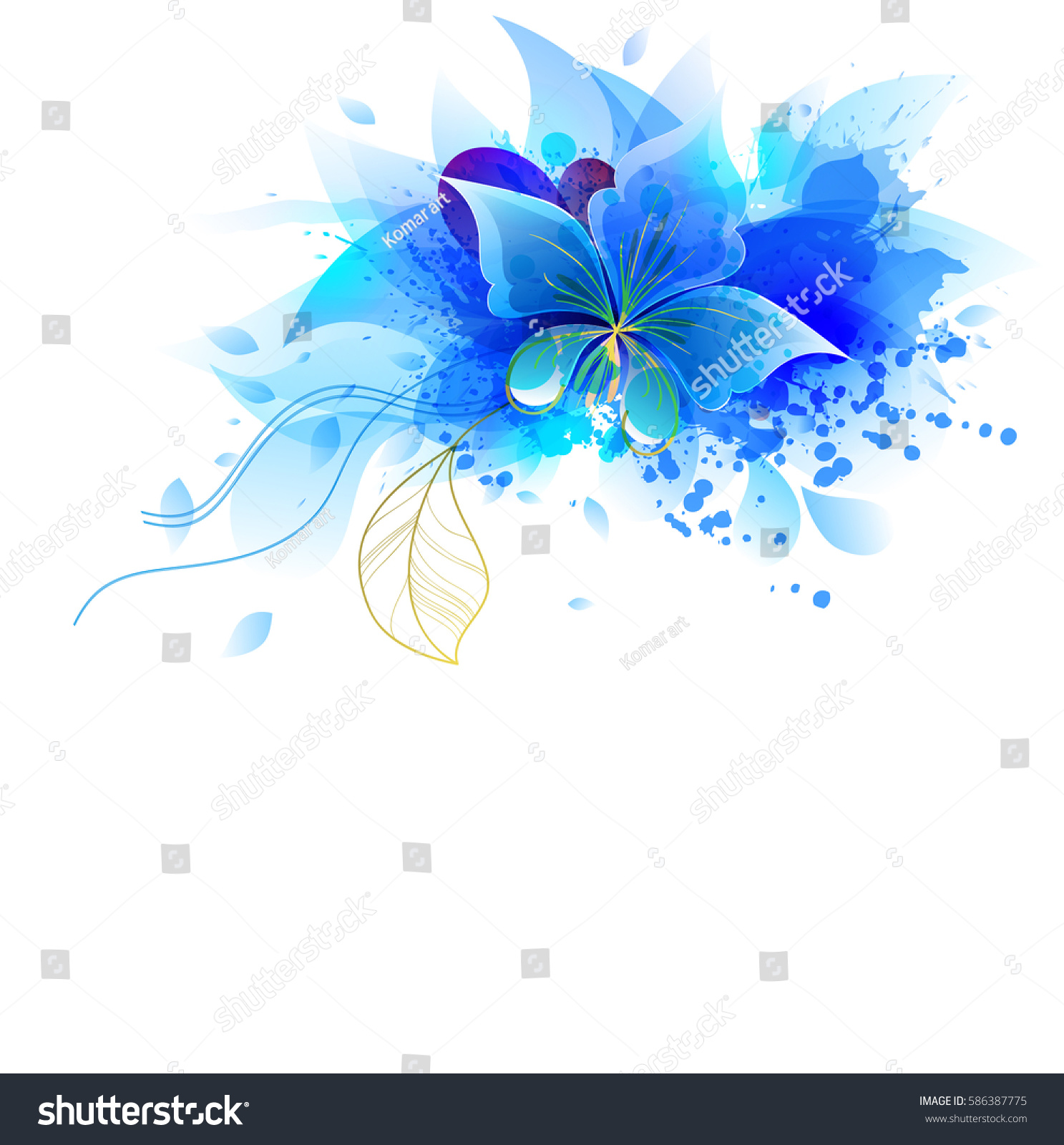 Watercolor vector background with flowers abstract floral elements watercolor vector background with flowers abstract floral elements ez canvas izmirmasajfo