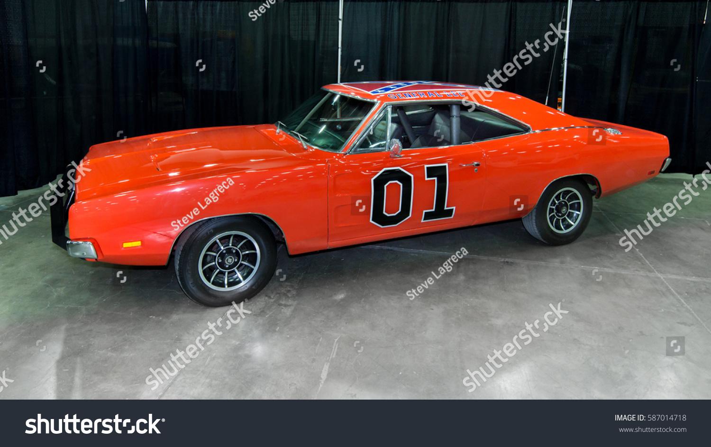 Detroit Miusa February 24 2017 Tv Stock Photo 587014718 ...  The Dukes Of Hazzard 2017 Car