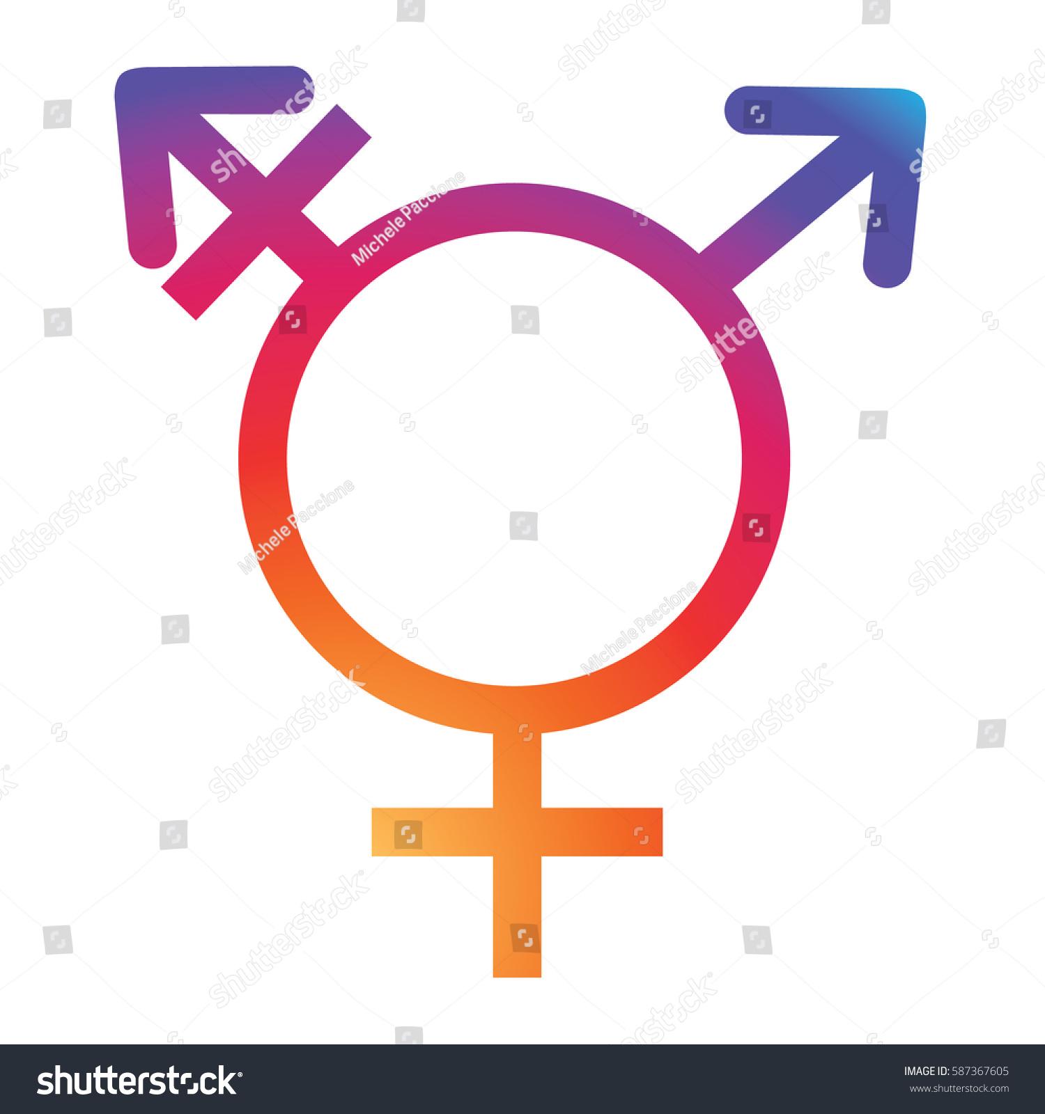 Unisex symbol icon male female symbols stock illustration unisex symbol icon male and female symbols buycottarizona