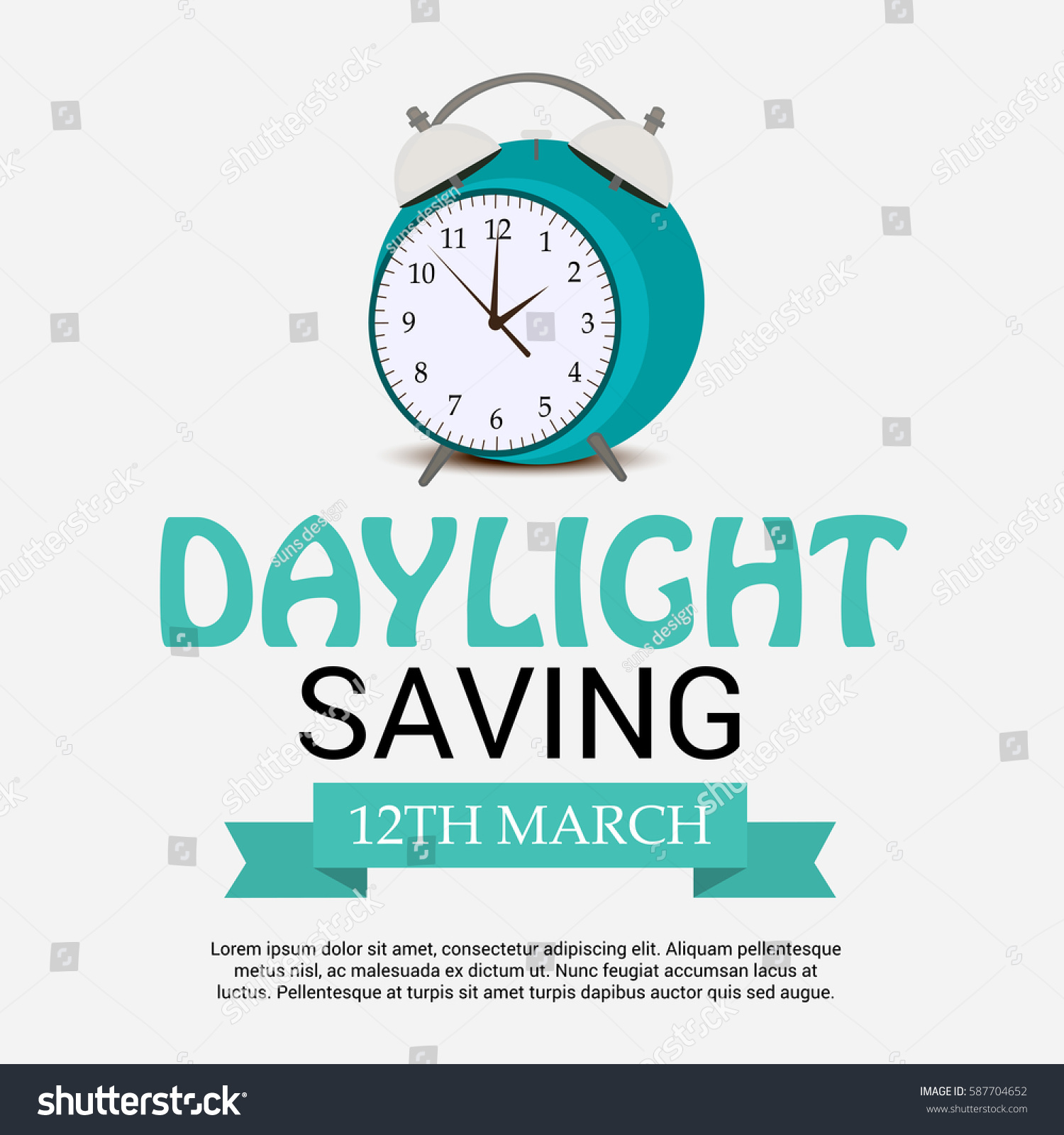 daylight saving time Daylight savings time, or dst, begins on the second sunday of march and ends on the first sunday of november in march, clocks are moved forward one hour from 2am standard time to 3am dst, and in november, clocks are moved back one hour from 2am dst to 1am standard time.