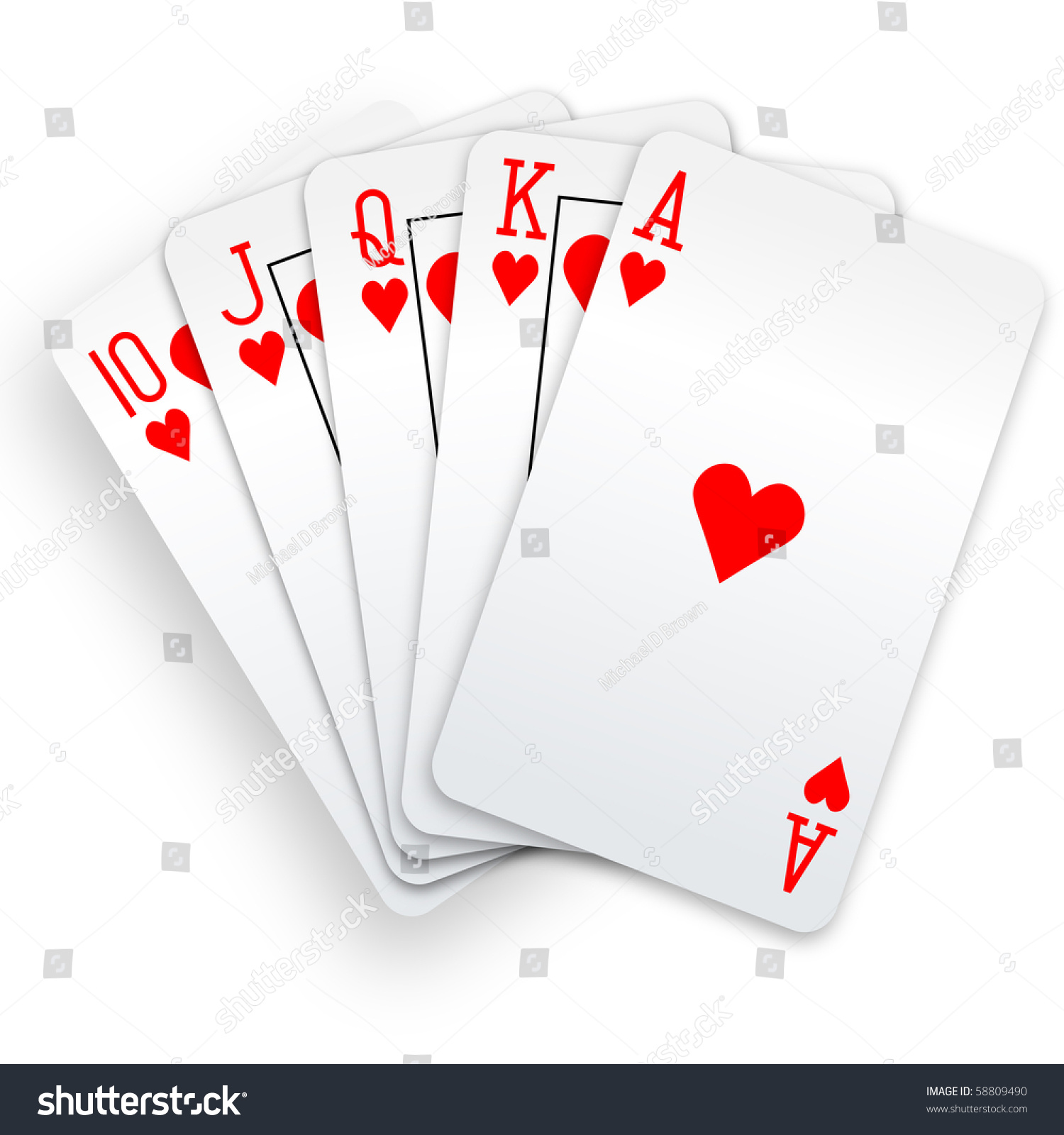 In poker what is higher a straight or a flush
