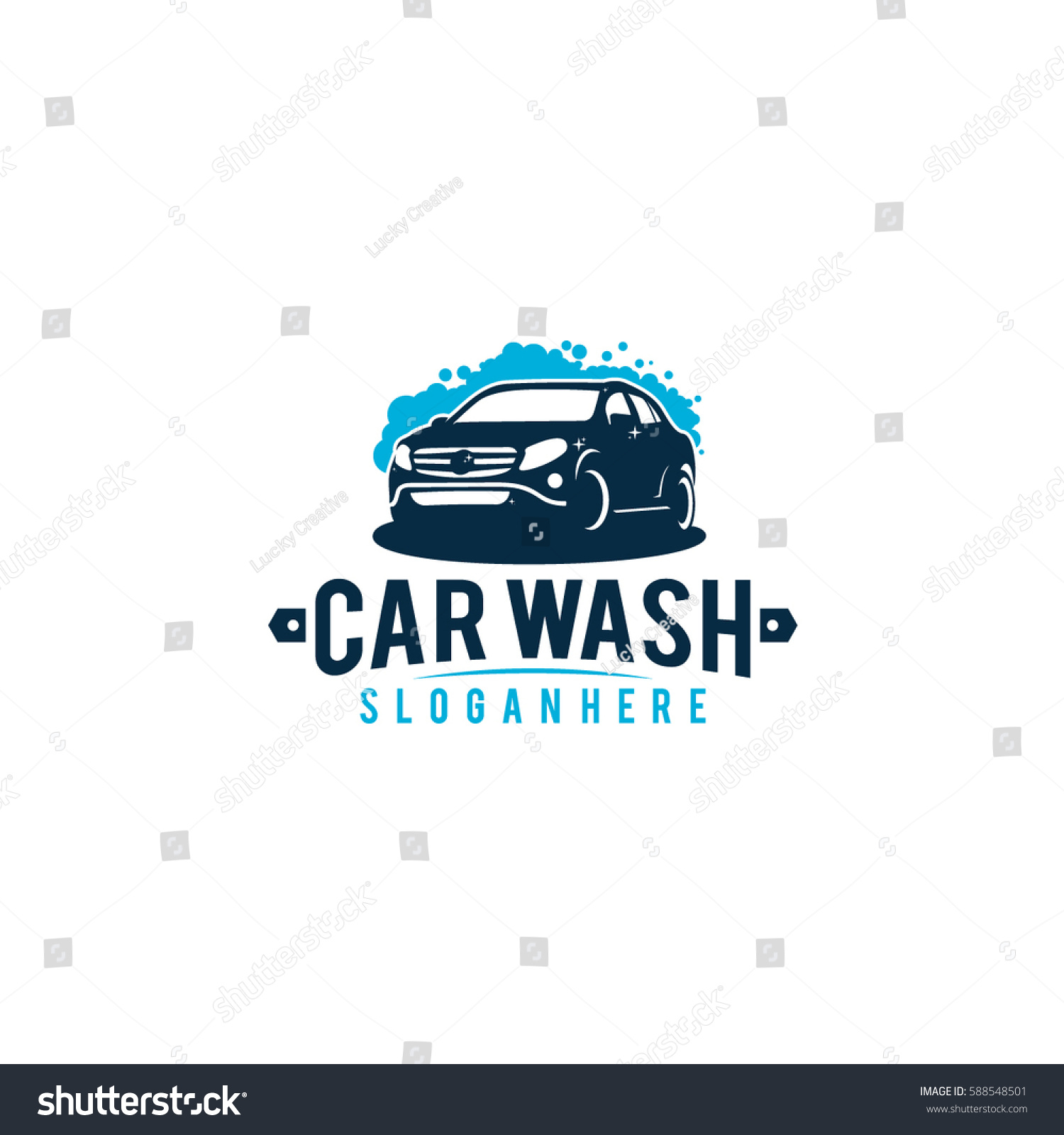 Car Wash Vintage Stock Footage