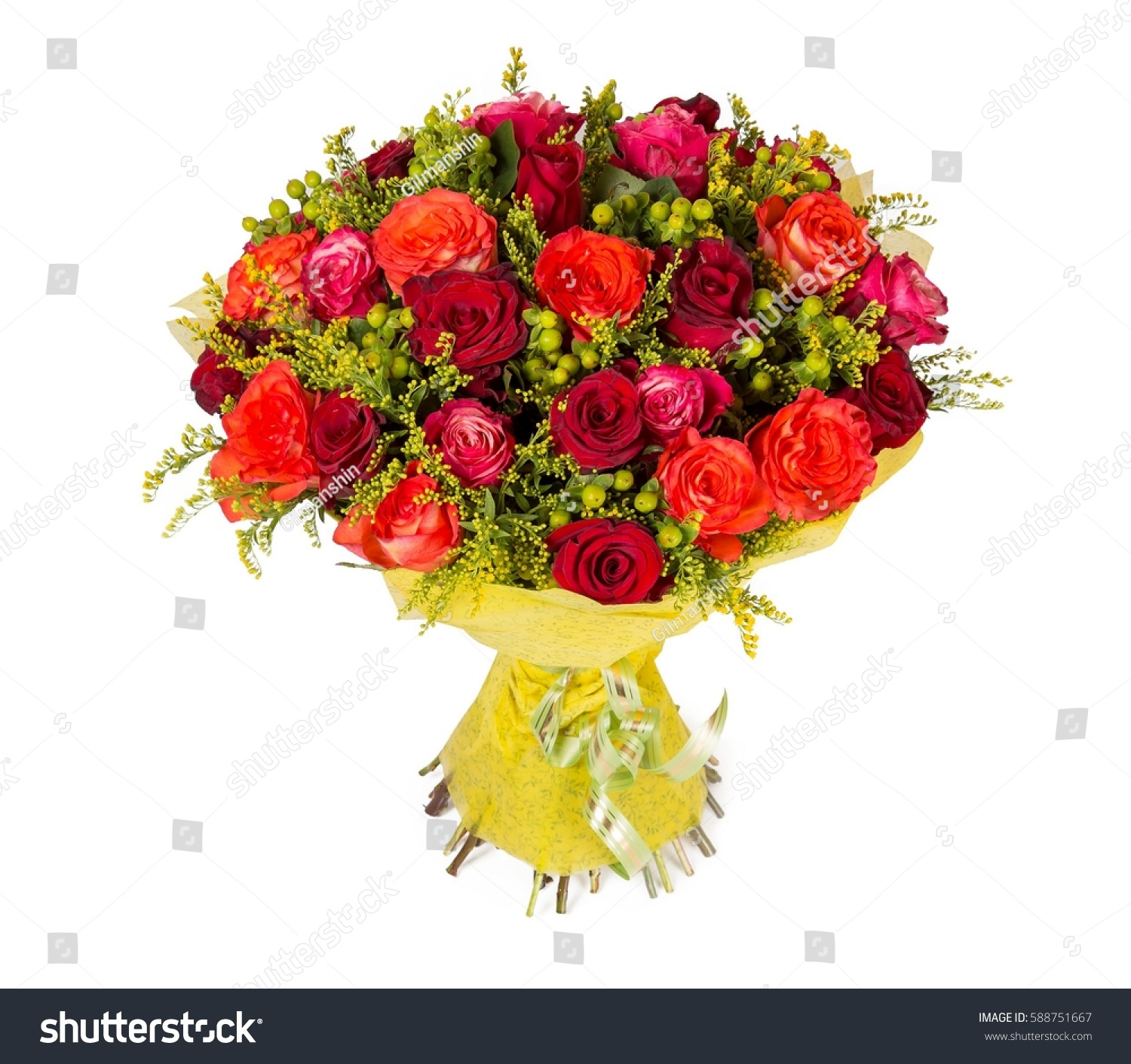 Attractive Colorful Flower Bouquet Picture Collection - Wedding and ...