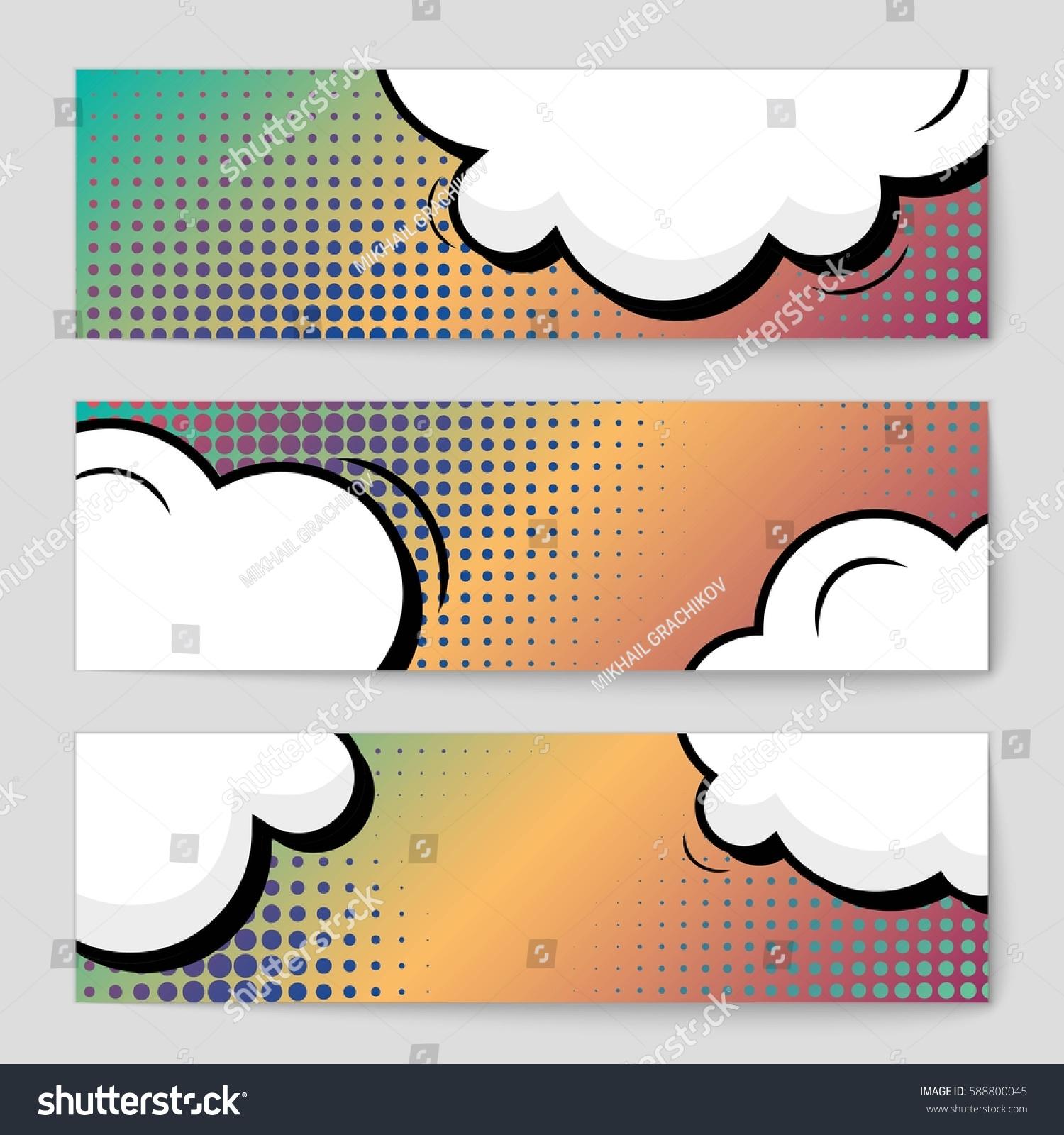 Creative Book Design Vector : Abstract creative concept vector comic pop stock