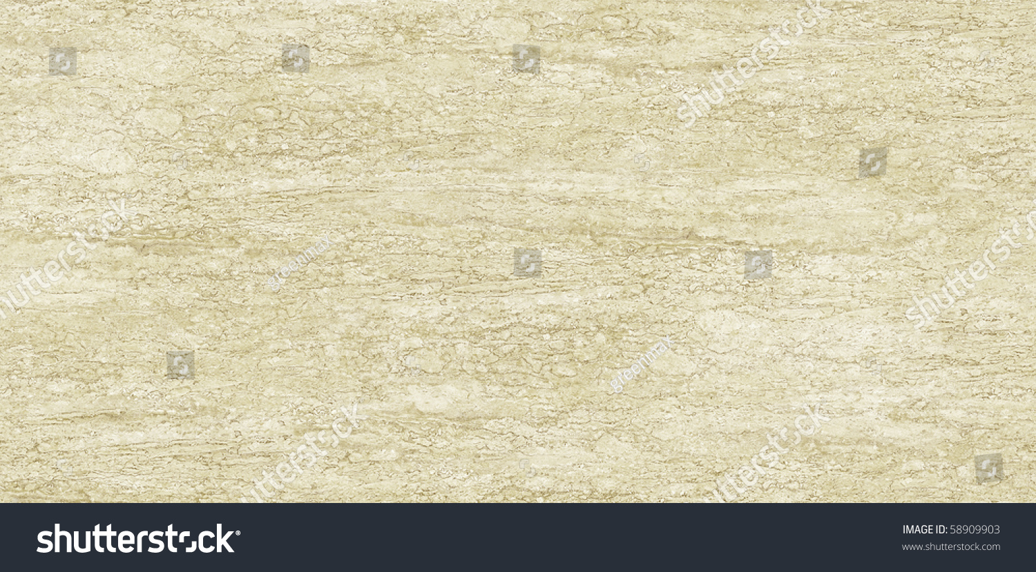 Beige Travertine Marble Texture (High. Res.) Stock Photo ...