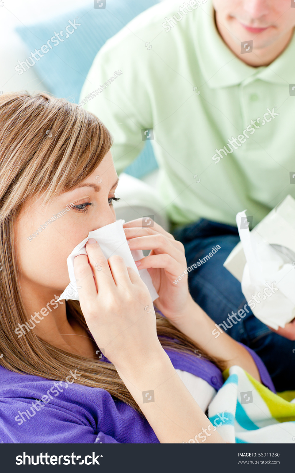 what to do when your boyfriend is sick