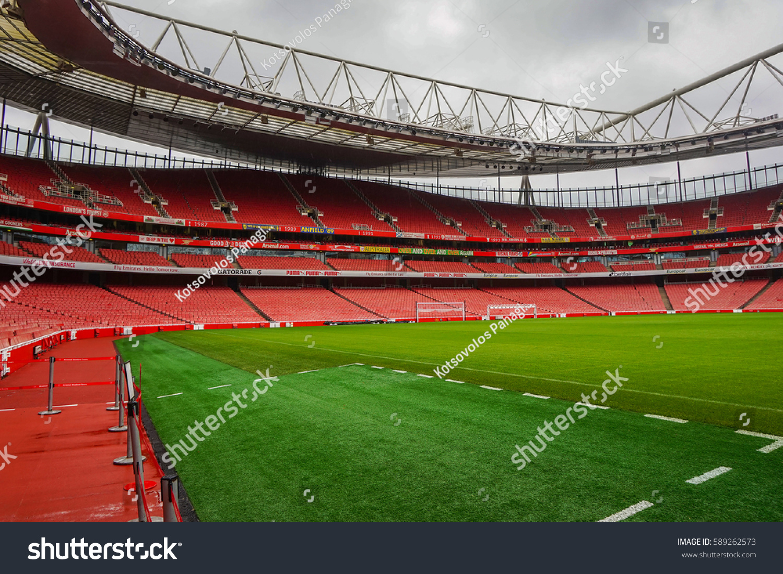 Emirates Stadium, London: address, photo, capacity 86