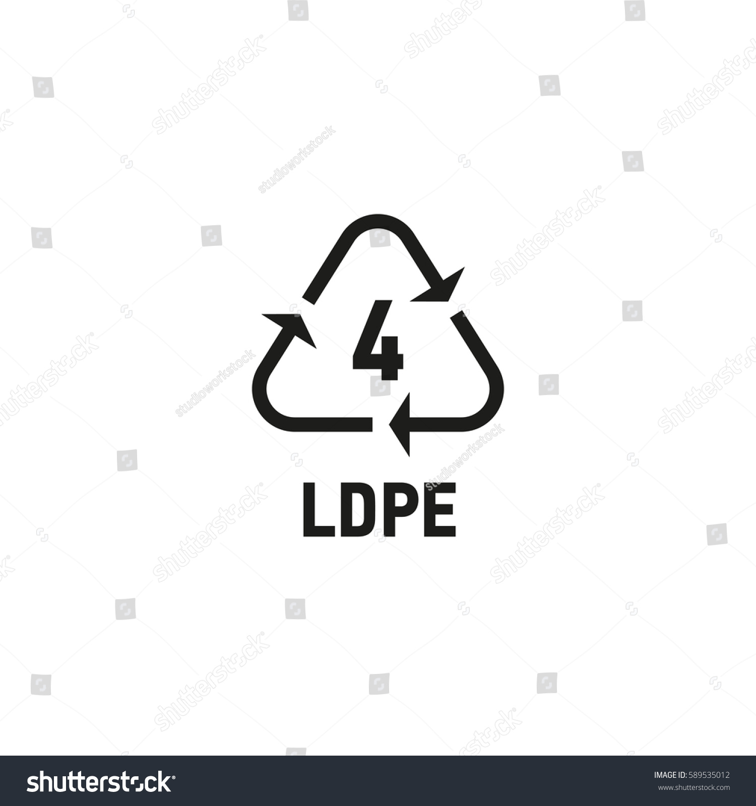 Packaging symbol isolated on white background stock vector 589535012 packaging symbol isolated on white background vector illustration recycling symbol showing packaging materials made from buycottarizona Images